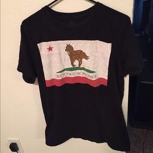 Deftones Band T-Shirt